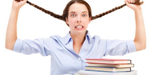 صورة جديد كيف تتخلص من توتر الامتحان