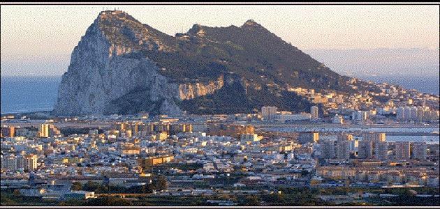 صورة جديد أين يوجد جبل طارق