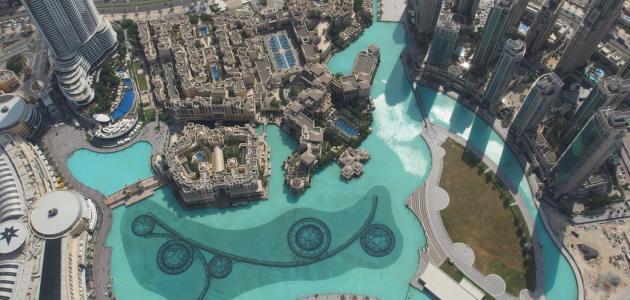 صورة جديد أهم المناطق السياحية في دبي
