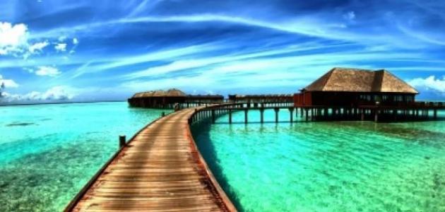 صورة جديد أين تقع أجمل الجزر في العالم