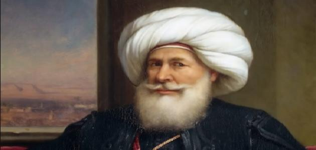صورة جديد بحث عن محمد علي باشا