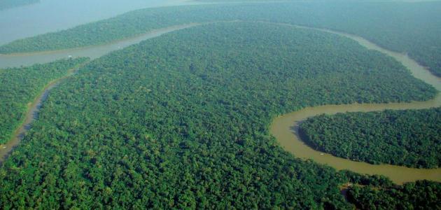 صورة جديد أسرع نهر في العالم