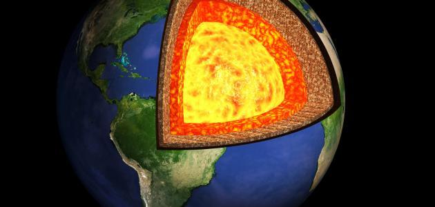 صورة جديد ما هي طبقات الأرض