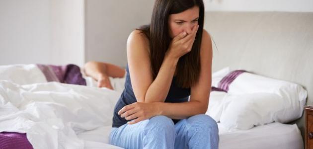 صورة جديد متى يبدأ غثيان الحمل