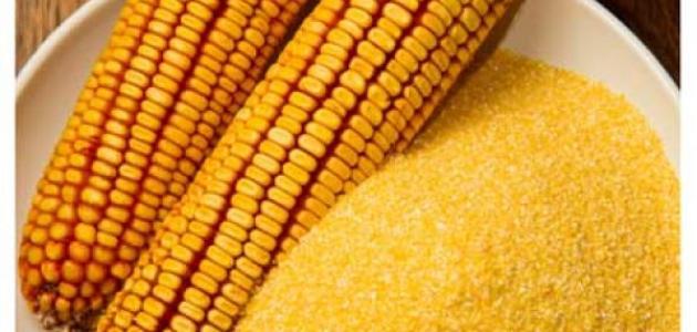 صورة جديد دقيق الذرة للبشرة