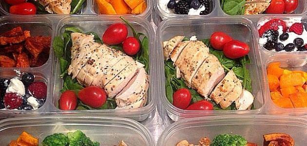 صورة جديد كيف أنظم أكلي اليومي