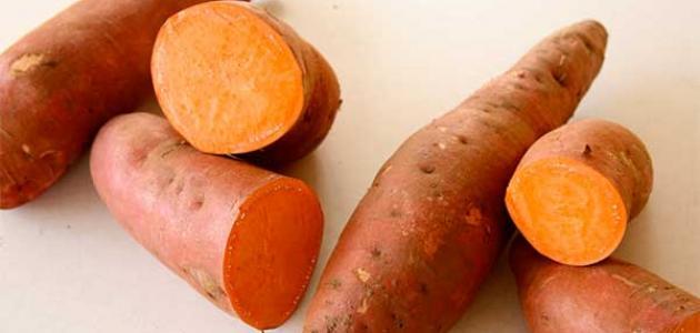 صورة جديد فوائد وأضرار البطاطا الحلوة