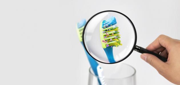 صورة جديد طريقة تنظيف فرشاة الأسنان