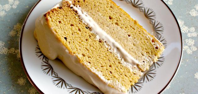 صورة جديد أسهل طريقة لكيكة الزعفران