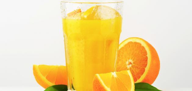صورة جديد طريقة صنع عصير البرتقال