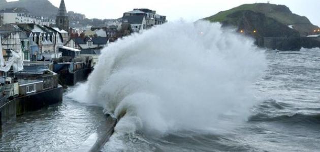 صورة جديد كيف يحدث الفيضان