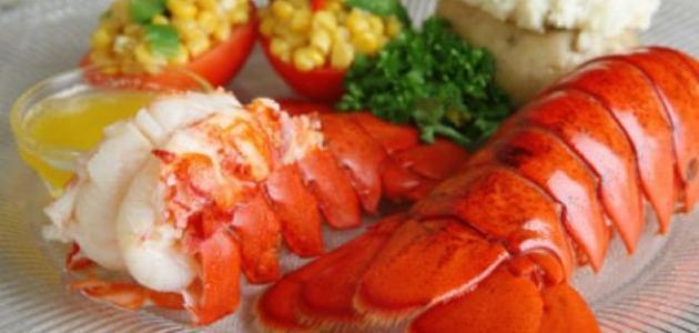 صورة جديد طريقة عمل الأكل البحري