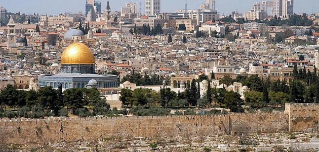 صورة جديد من هو فاتح مدينة القدس