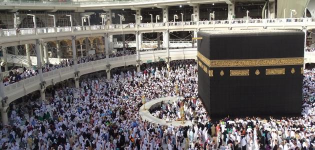 صورة جديد دعاء دخول المسجد الحرام