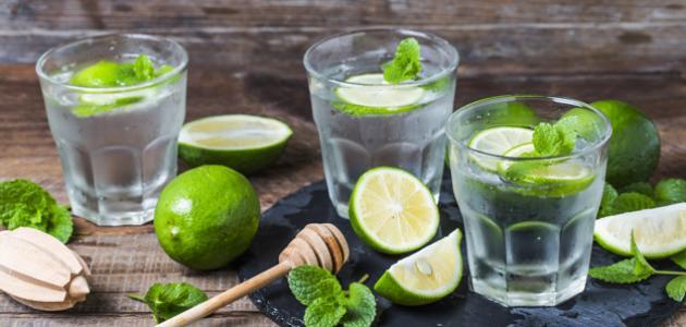 صورة جديد الماء والليمون للكرش
