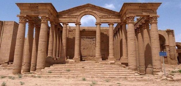 صورة جديد مدينة آشور التاريخية