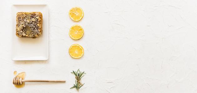 صورة جديد أضرار العسل والليمون على الريق