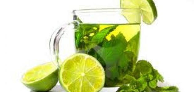 صورة جديد فوائد الشاي الأخضر بالليمون