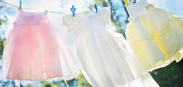 صورة جديد طريقة غسل الملابس في الغسالة العادية