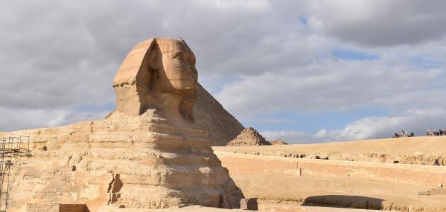 صورة جديد ما طول تمثال أبو الهول