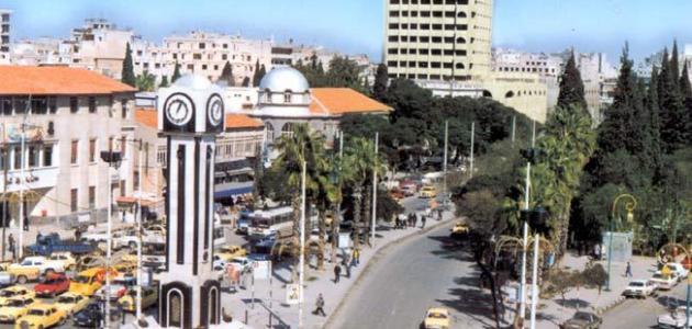 صورة جديد مدينة حمص في سوريا