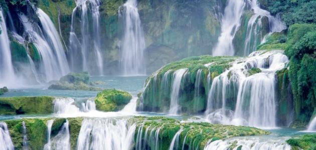صورة جديد أجمل الشلالات في العالم