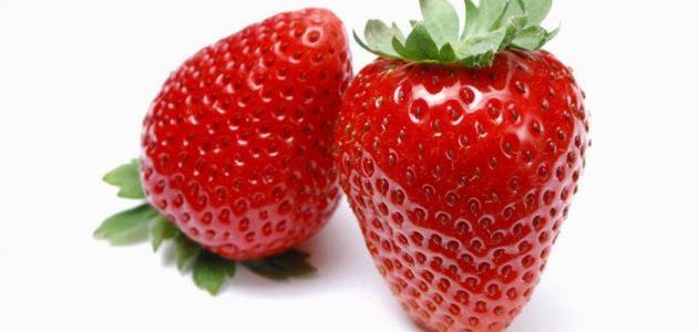 صورة جديد فوائد الفراولة للجسم