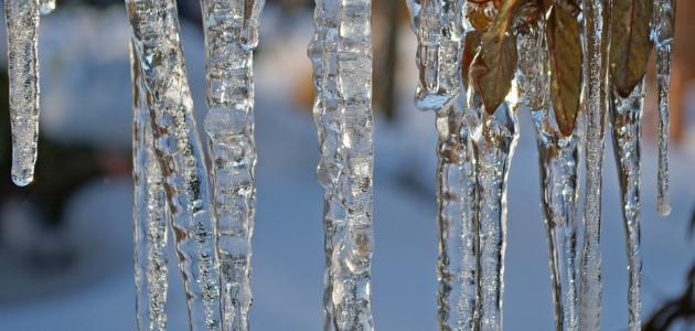 صورة جديد ما هي درجة تجمد الماء النقي عند الضغط العادي