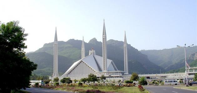 صورة جديد دولة باكستان
