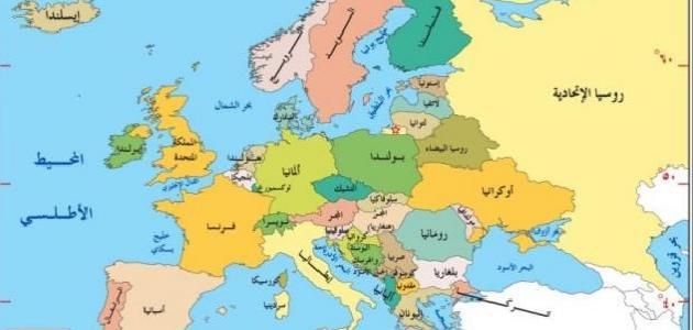 صورة جديد دول أوروبا الشرقية