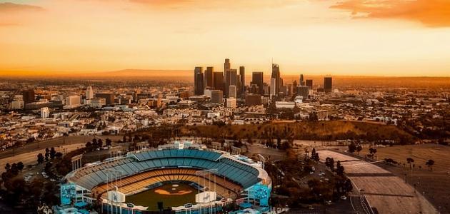 صورة جديد من أشهر مدن كاليفورنيا