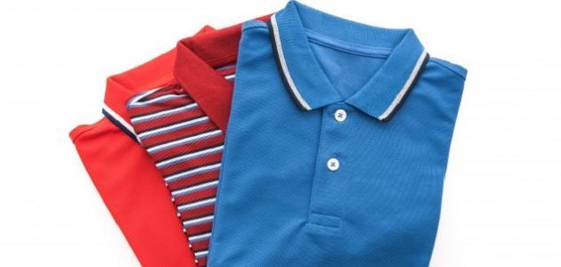 صورة جديد كيفية إزالة آثار الحروق من الملابس