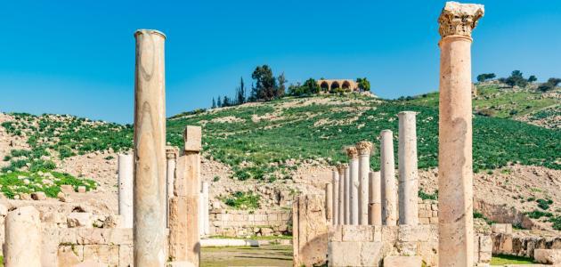 صورة جديد اسم مدينة إربد قديماً