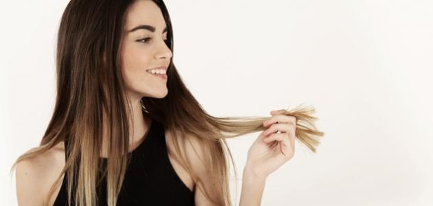صورة جديد كيفية التخلص من دهون الشعر دون غسله