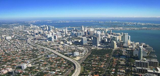 صورة جديد أين تقع ولاية فلوريدا