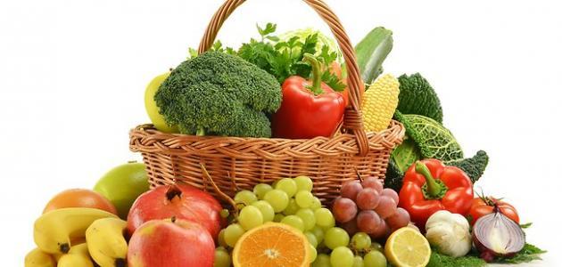 صورة جديد ما فوائد الفواكة والخضروات