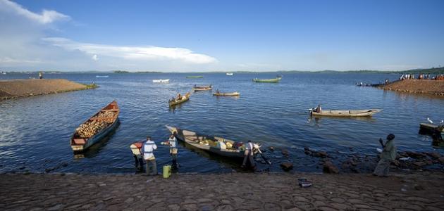 صورة جديد أكبر بحيرة في أفريقيا
