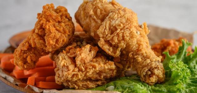 صورة جديد طريقة قلي الدجاج بالزيت