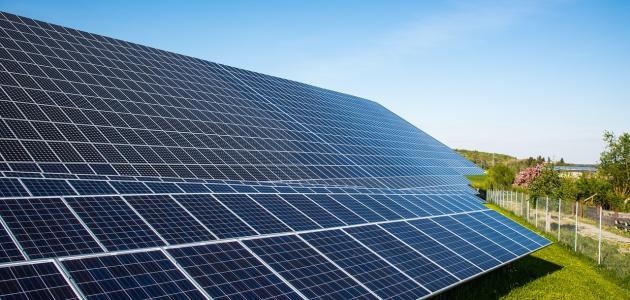 صورة جديد طريقة عمل خلية شمسية لتوليد الكهرباء