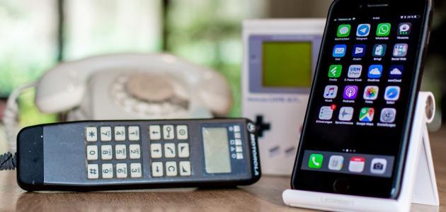 صورة جديد بحث حول وسائل الاتصال والتواصل
