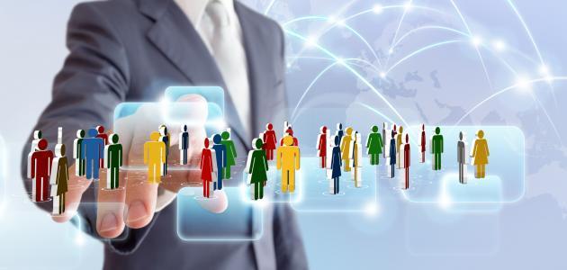 صورة جديد مفهوم وسائل الاتصال الحديثة