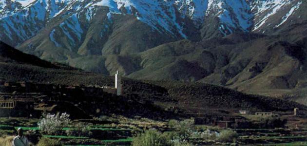 صورة جديد طول سلسلة جبال الأطلس