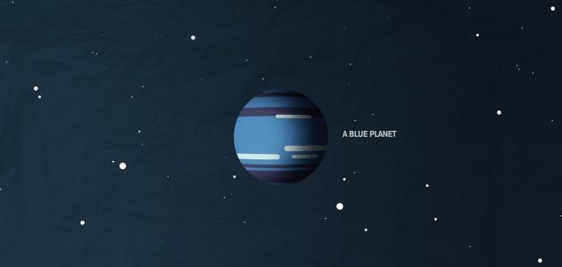 صورة جديد معلومات عن كوكب نبتون