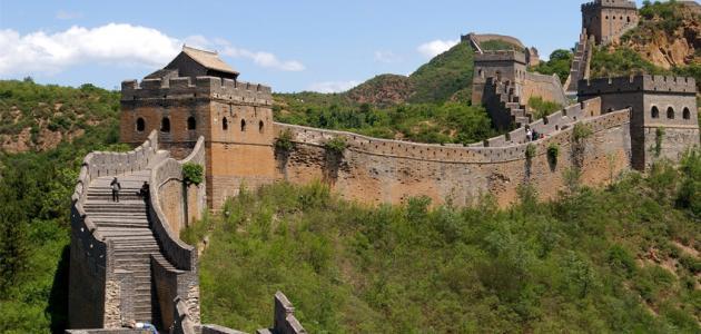 صورة جديد من الذي فتح الصين