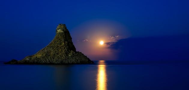 صورة جديد شعر ضوء القمر