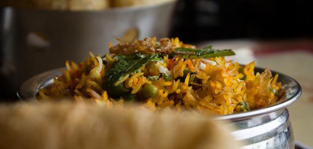 صورة جديد كيفية تحضير الأرز في الفرن