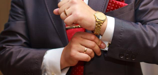 صورة جديد لماذا حرم على الرجال لبس الذهب؟