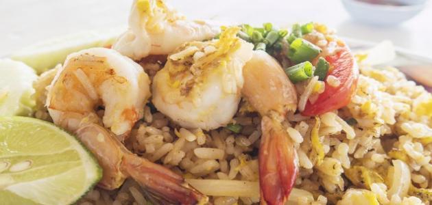 صورة جديد طريقة عمل الأرز بالجمبري