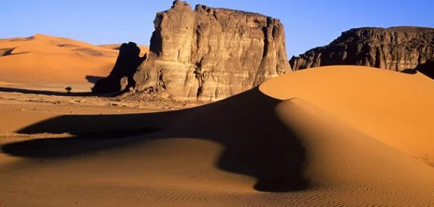 صورة جديد أين تقع هضبة الصحراء الكبرى