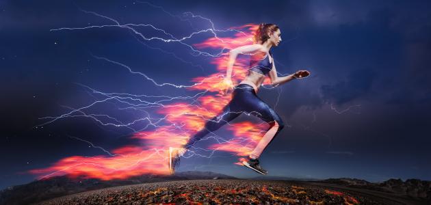 صورة جديد كيف تكون سريعاً في الجري